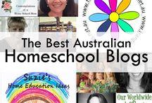 Homeschool Blogs to Read