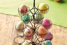 velikonoce / velikonoční dekorace