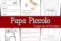 Five in a Row, Papa Piccolo