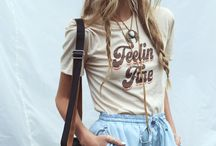 Spring&Summer Street Style