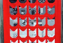 Cats and quilts / Quilting / by Debbie Boyle