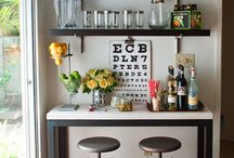 Home bars / by Fiona Jane Interiors