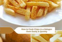 Halogen Cooker Recipes