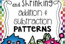Math - Patterning