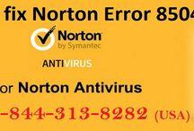 How to Fix Norton Antivirus Error 8504 and 104?