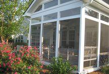 Cottage window ideas