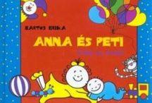 Anna, Peti és Gergő
