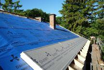 Steildachdämmung mit puren / Beispiele für effiziente, vollflächige Dämmung von geneigten Dächern