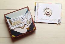Cajita mini + tarjeta / Regalo para chico en San Valentín