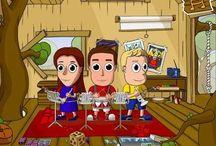 Børne sange
