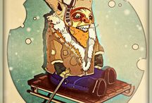 dota 2 Winter Meepo