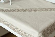 Masa örtüsü-Table linens