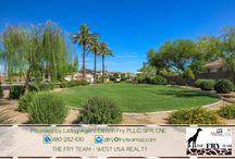 UCB!  Palm Valley Home with Added Custom Amenities / 14381 W Verde Lane, Goodyear, AZ 85395 ~~ 3 Bed | 2.5 Bath | 2,143 Square Feet