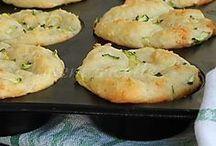 muffini di patate