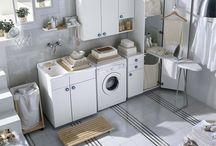 Habitat* wash, scrub, clean, LAUNDER