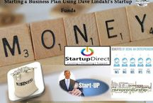 Starting a Business Plan Using Dave Lindahl's Startup Funds
