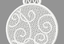 FSL Free Standing Lace Machine Embroidery Design