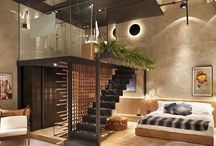 Industrial Design / interior style