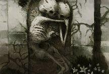 Macabre / by Cecsi Haze