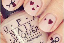 Uñas / Colores y diseños de uñas bonitas