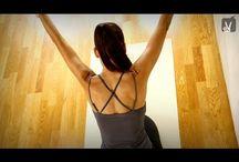 pilates Yoga Entspannung für den rücken