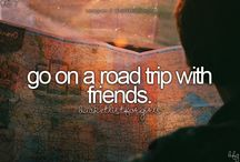 Bucket list and wishes / What I want