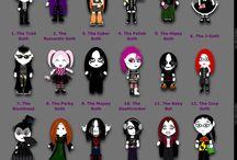 Gothic until I die
