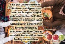 Ernährung / Allgemeine Tipps & Tricks zum Thema Ernährung