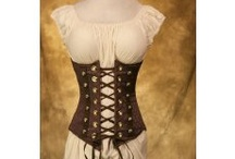 Traje Steampunk (ideas) / by Iris Rivas