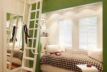 c and q bedroom ideas / by Lannea Bottin