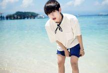 BTS - Summer Vacations in Kota Kinabalu Photoshoot