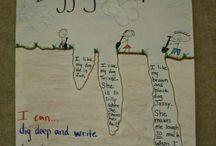 School writing