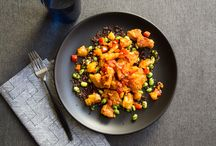 Lunar New Year Recipes / The Lunar New Year recipes, or Chinese New Year recipes. Celebrate the new zodiac sign and join in on the festivities with some of our favorite dishes, including gluten-free, paleo, and vegetarian takes on classic Asian dishes.