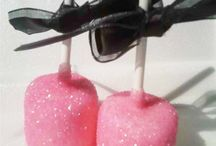 marshmallow pops / by Nicole Lamma-Reinhart