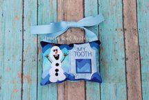 ITH tooth fairy pillows