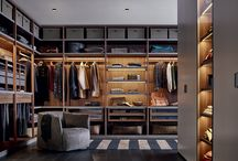 Closets to die for...