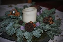 Christmas / Advent wreath