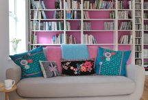 Crazy for Cushions