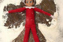Elf on the shelf! / by Tammy Ligon