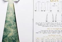 PATTERNS / Great paper patterns for your sewing projects.