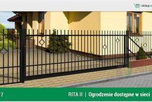 Ogrodzenie klasyczne RITA 2