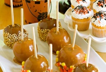 Halloween sweet table and party ideas.
