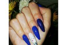 My Nails / my uv gel nails