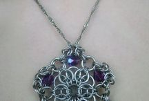 Chainmaille Inspiration / by BokBok Jewelry