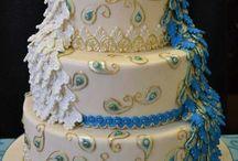 Peacock Theme / Unique Wedding Theme