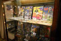 """""""Tesoros del Hincha"""" en Museo Tammaro / Exposición de objetos vinculados a las Copas Mundiales, álbumes, medallas, filatelia, etc."""