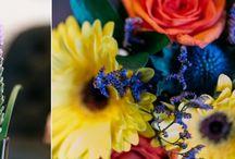 Unique Wedding Flower Inspiration