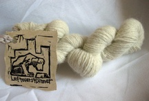 Reclaimed and Luxury Yarns