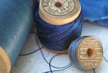 BLUE bijou / Blue color inspiration & palettes
