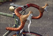 Retro road bike